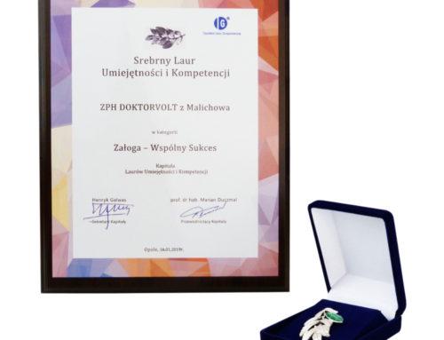 XVII Auflage der Auszeichnungen für Fähigkeiten und Kompetenzen