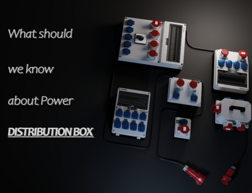 What should we know about power distribution box?